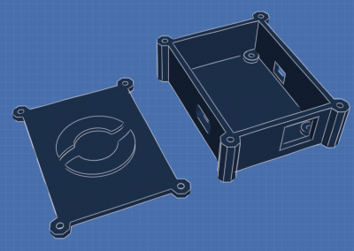 BlueRobotics Tether-X Enclosure
