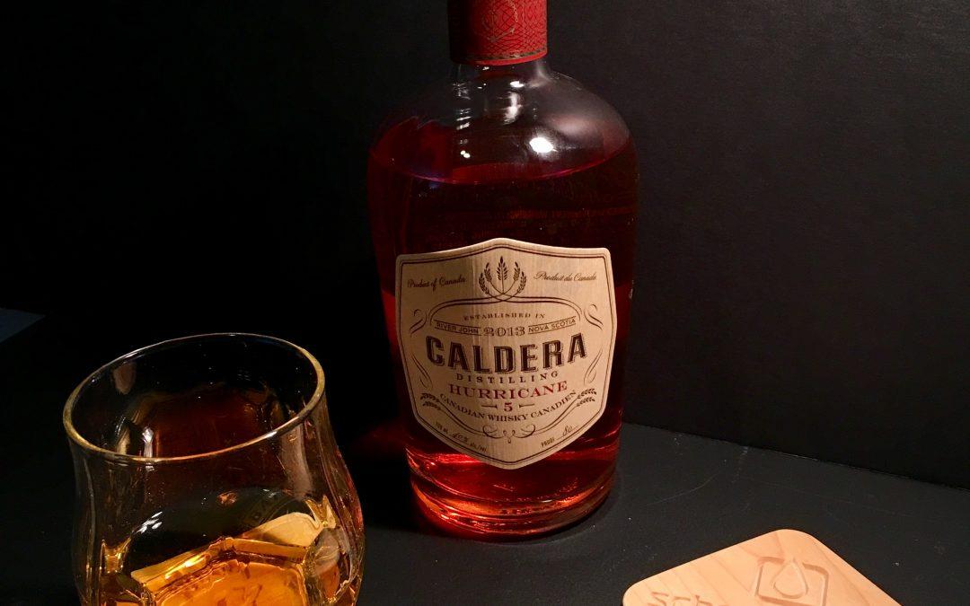 Caldera Hurricane 5 Blended Whiskey