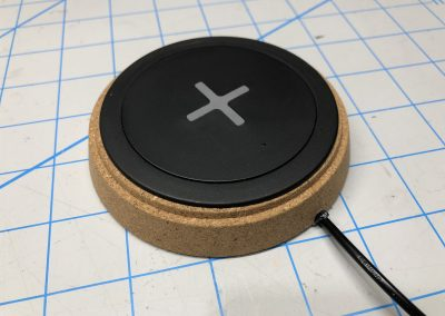 IKEA Hack – iPhone Wireless Charger